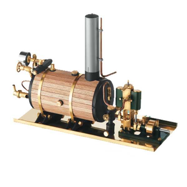 dampfmaschine modellbau elektisch dampfhahn