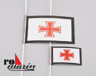 63454 1 Krick Flagge Deutschland 75x113 mm