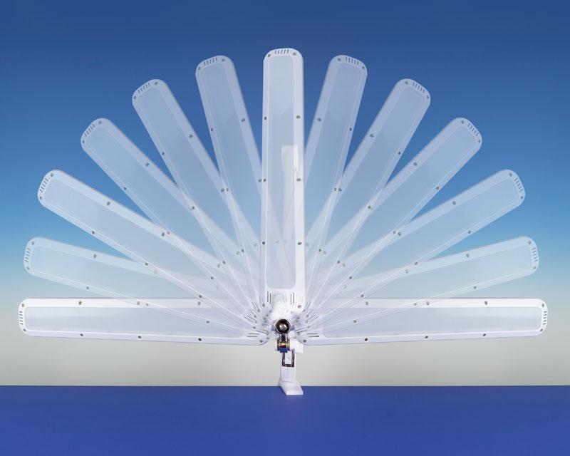 Krick LED Arbeitsplatzleuchte Professional dimmbar 492278