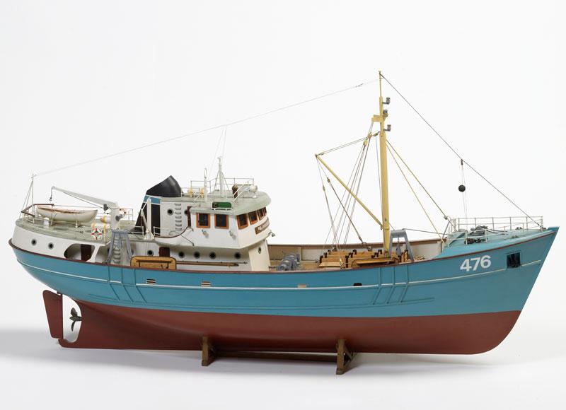 Nordkap 1:50 RC-Baukasten | Schiffsmodelle mit Funktion | Funktionsmodelle | Produkte