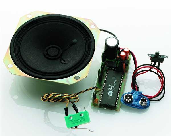 Soundmodul Nebelhorn 65111 Krick