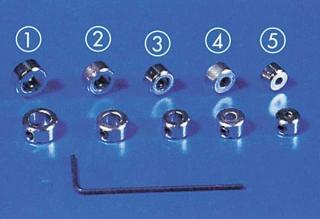 10Stk Krick Sicherungsringe 6mm // 51144
