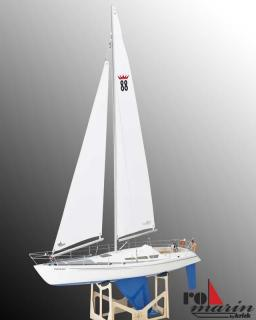 Comtesse Sailing  Yacht Kit