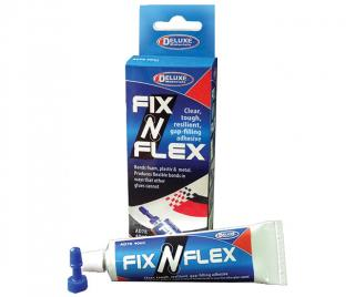 Fix 'N' Flex adhesive 40 ml  DELUXE