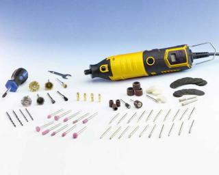 RC250X Variable Speed - High Power Rotary Tool kit  230V
