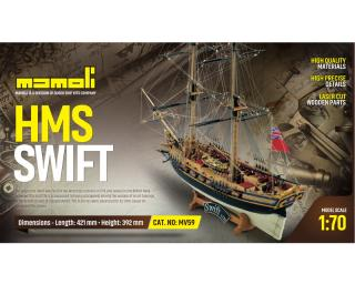 Swift Bausatz 1:70 Mamoli