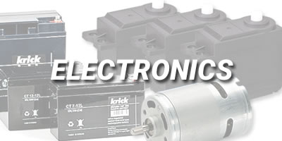 RC Elektronic Motors ESC Servos